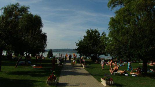 Balaton Part Keszthely Csodalatosmagyarorszag Hu